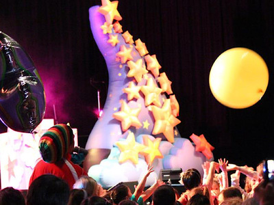 HI-5 Inflatable Stage prop