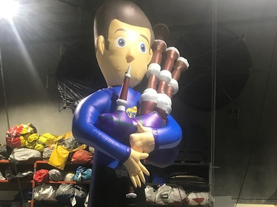 Inflatable Anthony Wiggle