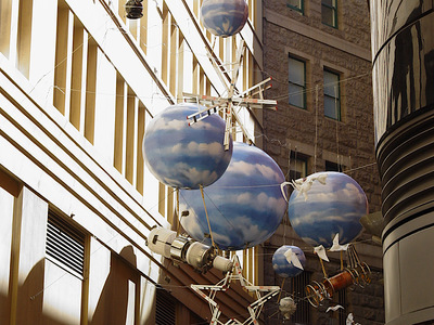 Inflatable Sphere decorations